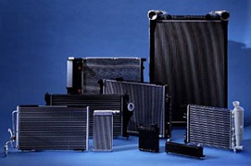 Parts and Radiators